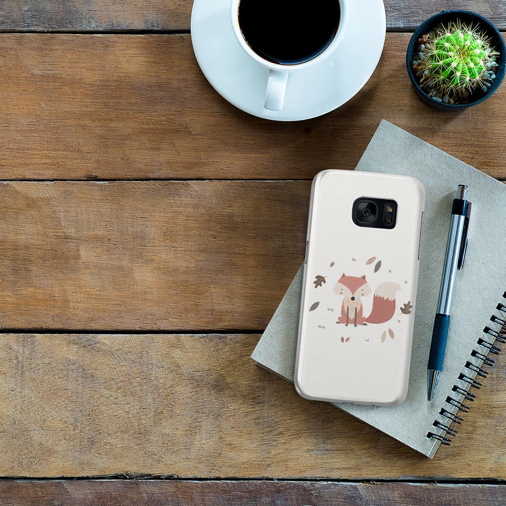 Galaxy S7 Case - Fox Alone