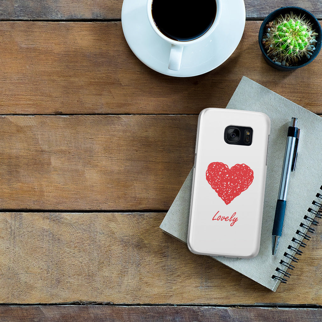 Galaxy S7 Case - Complicated Love