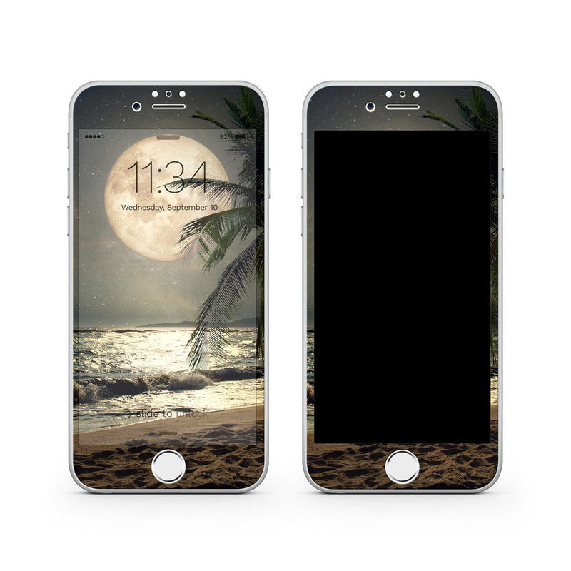 iPhone 8 Vivid Glass Screen Protector - Super Moon