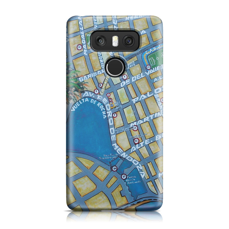 LG G6  Case - Buenos Aires