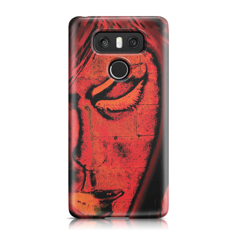 LG G6  Case - Close Your Eyes