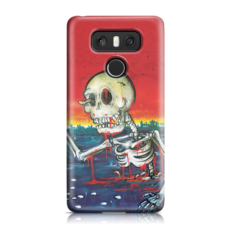 LG G6  Case - Back from the Dead