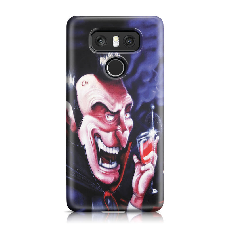 LG G6  Case - The Count