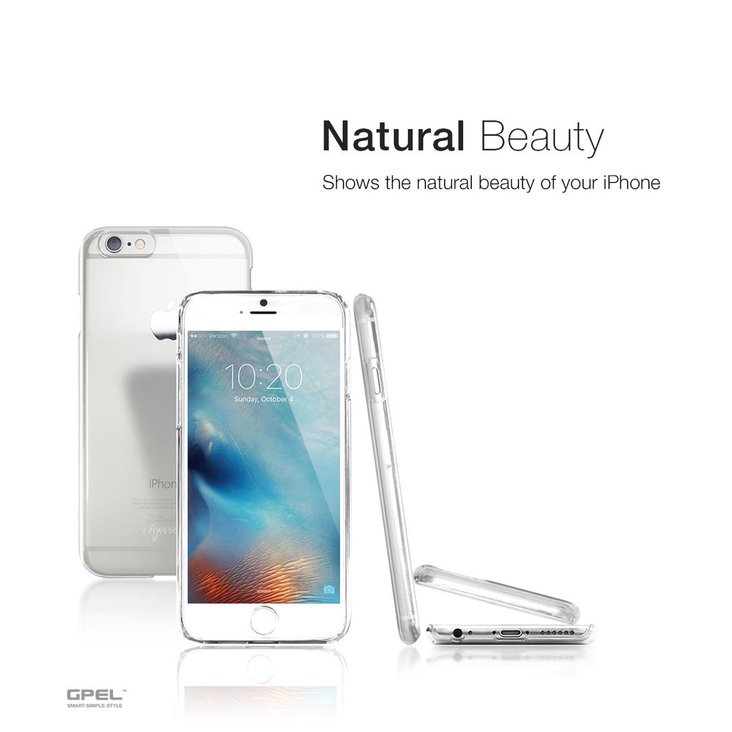 iPhone 6 | 6s Plus Crystal Clear Case - GPEL  - 3