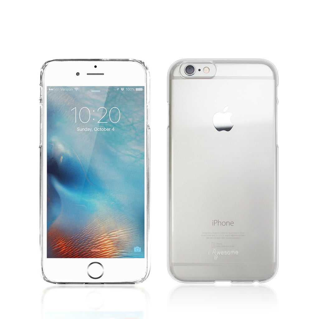 iPhone 6 | 6s Plus Crystal Clear Case - GPEL  - 1