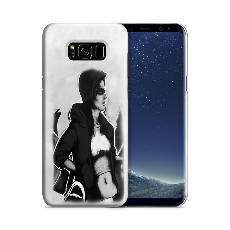 Galaxy S8  Case - Ride or Die