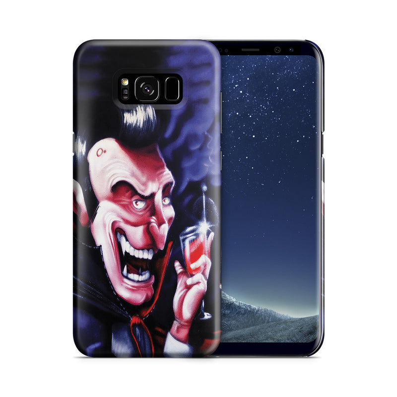Galaxy S8  Case - The Count