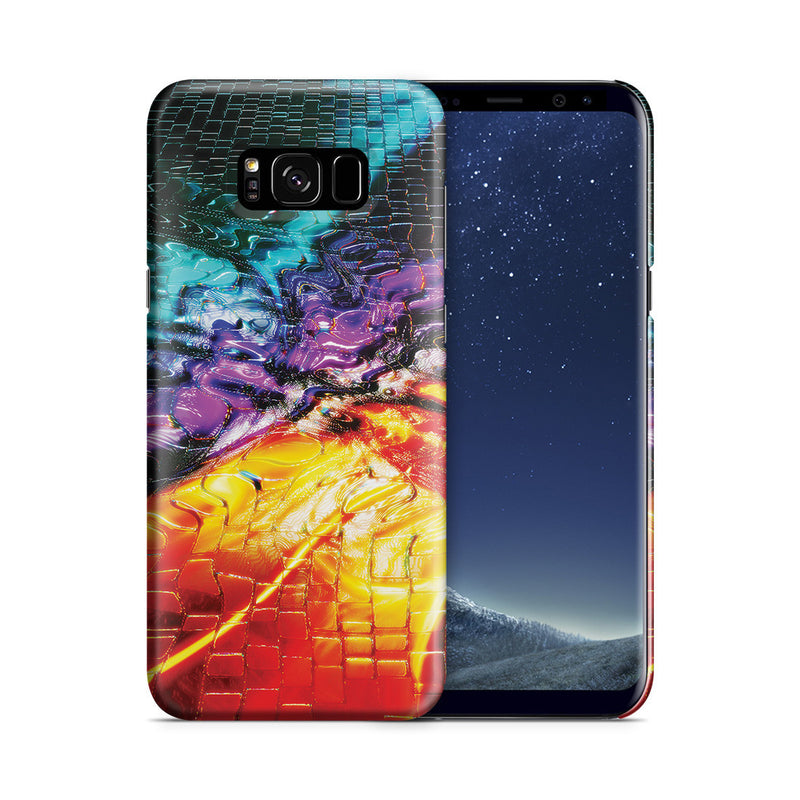 Galaxy S8  Case - Slippery When Wet