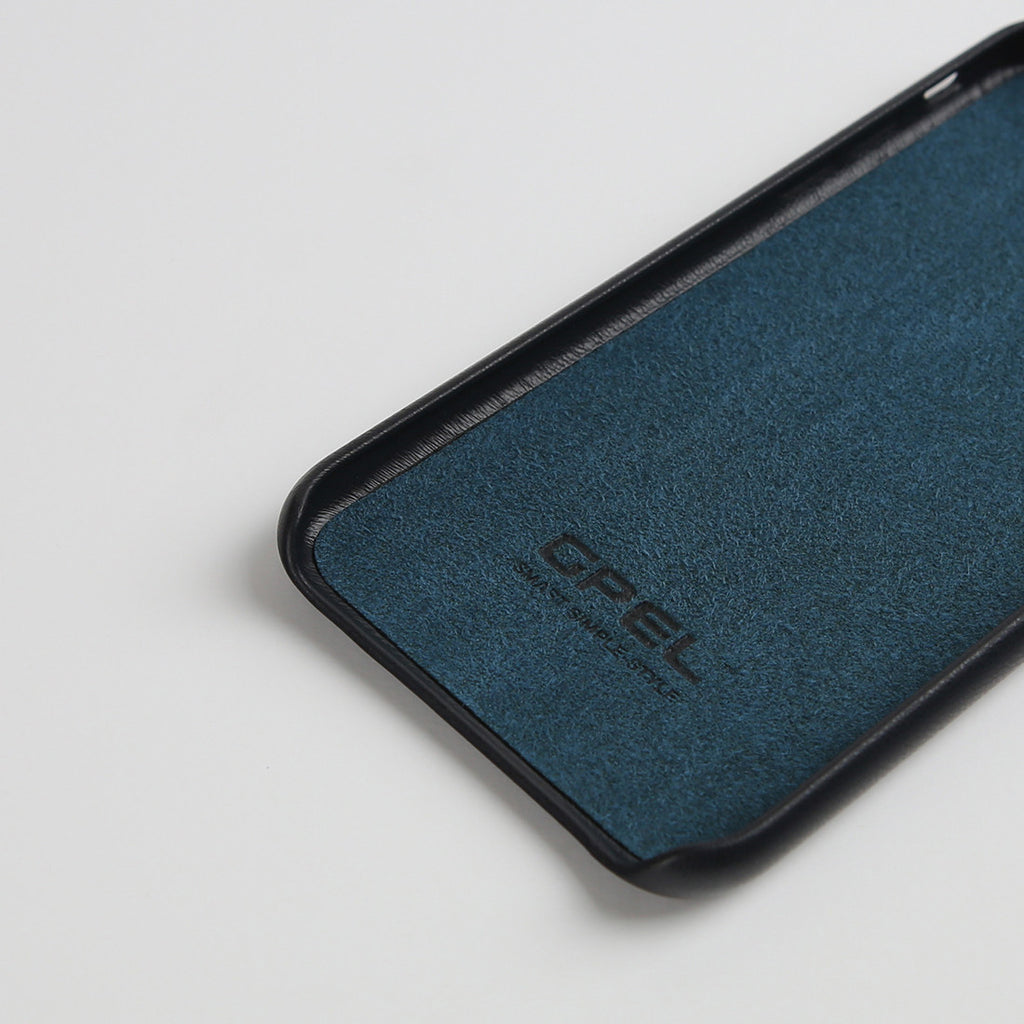 iPhone 6 | 6s GPEL Leather™ Koskin – Navy