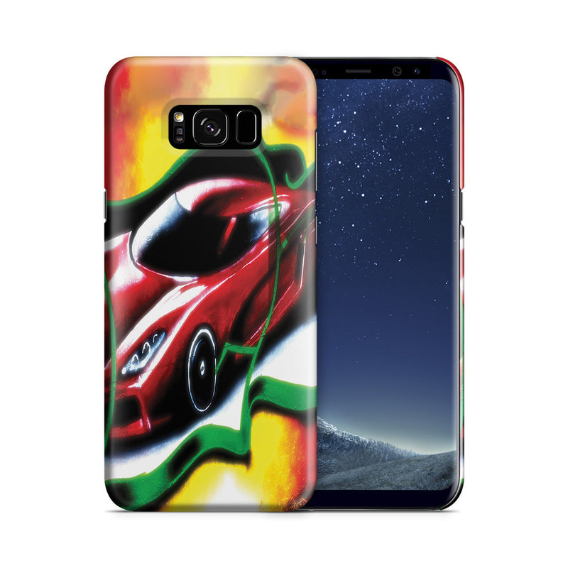 Galaxy S8  Case - Furious