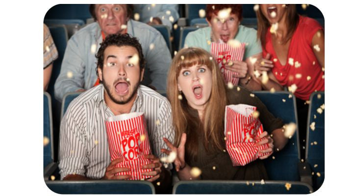 Two Movie Tickets Plus (2,500 points)