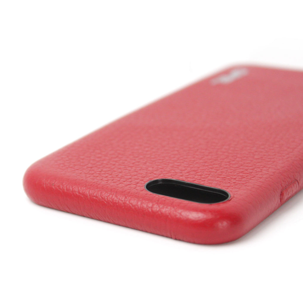iPhone 7 Case GPEL Real Leather - Vivid Red