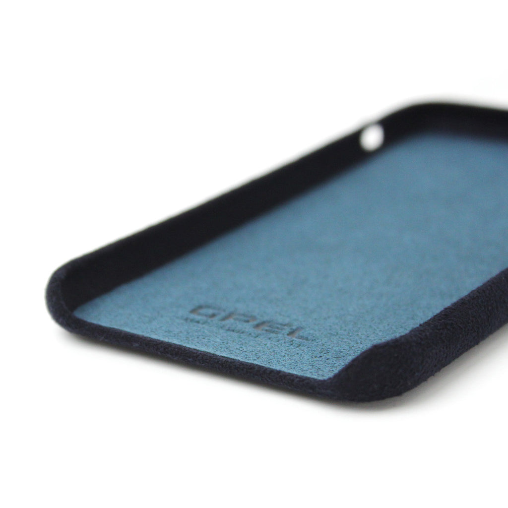 iPhone 7 GPEL Leather™ Chamois – Navy