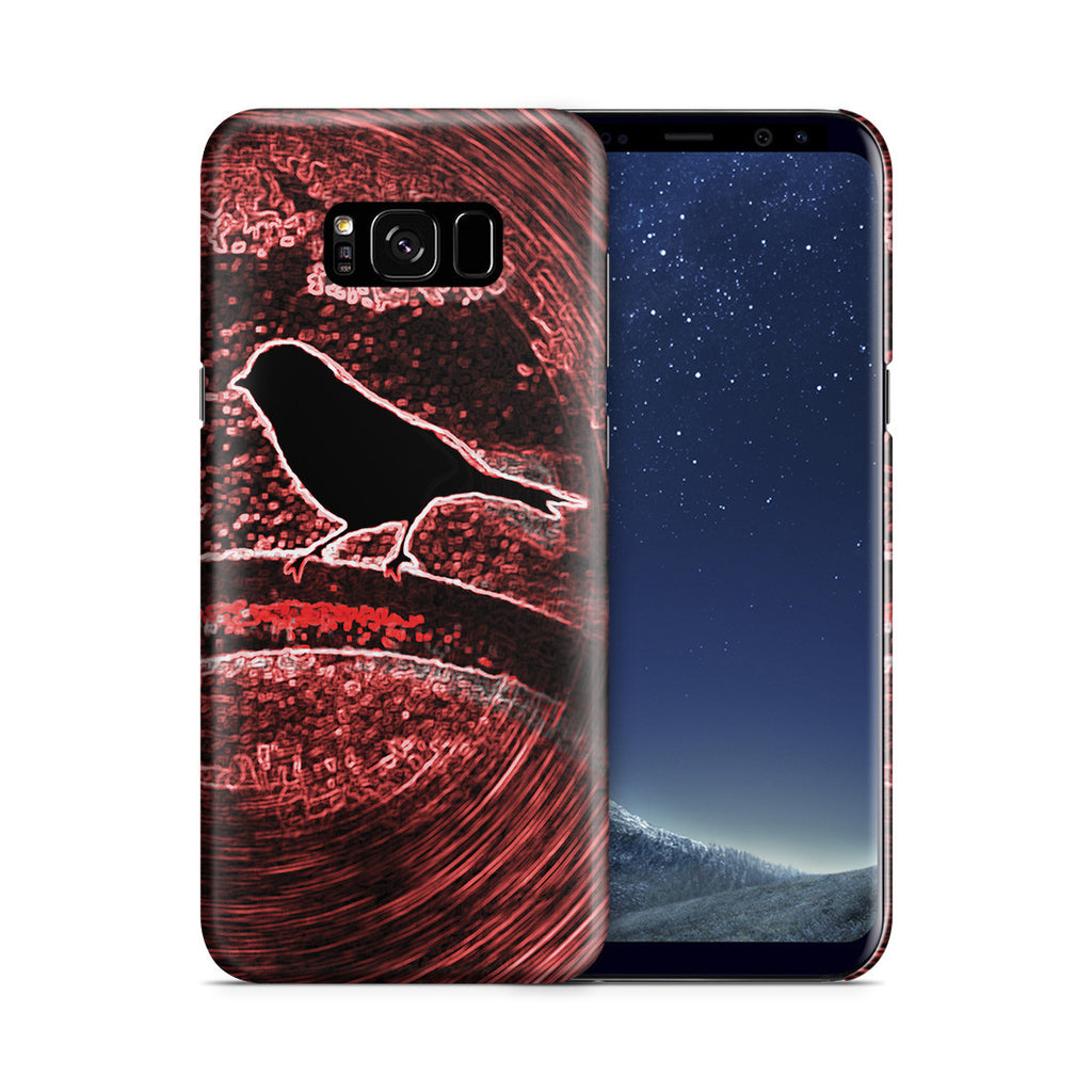 Galaxy S8 Plus  Case - Canary in a Coal Mine