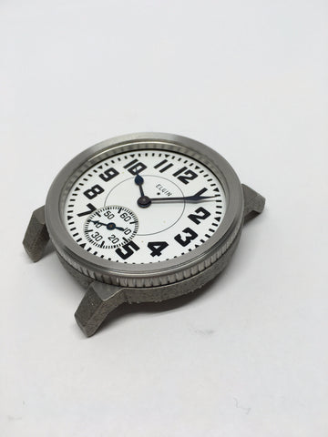 Vortic's Railroad Edition prototype with bezel on