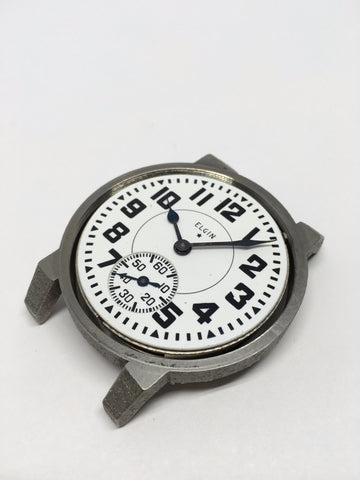 Vortic's Railroad Edition prototype with bezel off