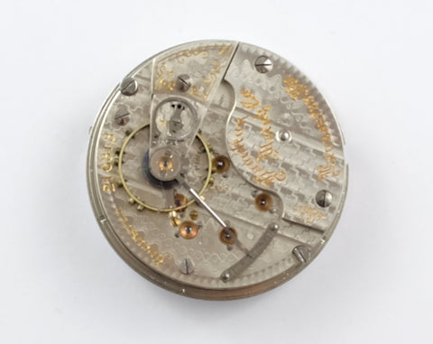Full Plate 18s Hamilton Movement