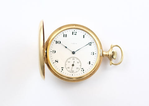 Hunting Configuration Pocket Watch