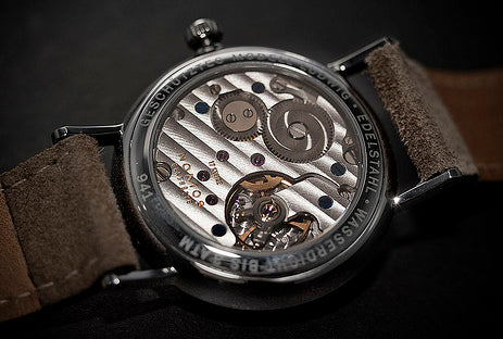 Manual Wind Mechanical Watch