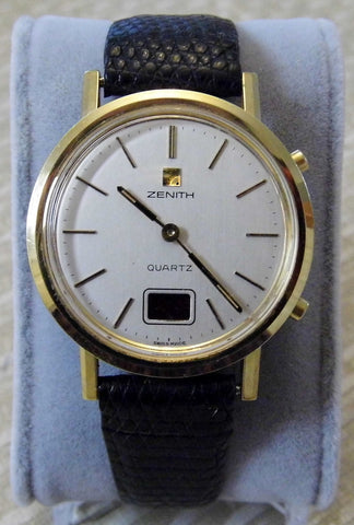 Vintage Zenith Quartz Watch