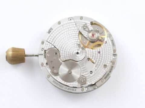 Circular Graining Eterna Caliber 39