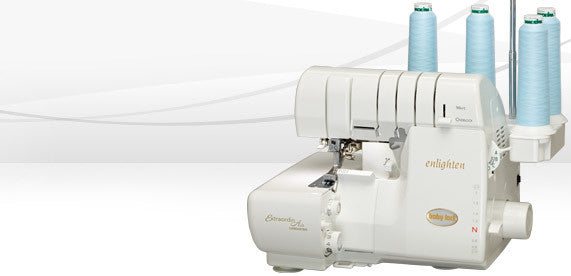 Serger - Baby Lock - Enlighten