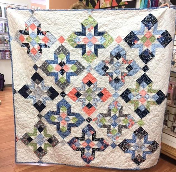 By the Seashore Quilt