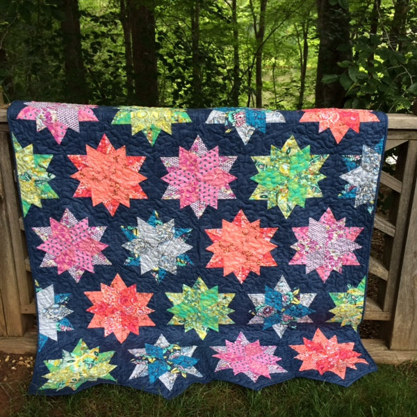 Night Star Quilt