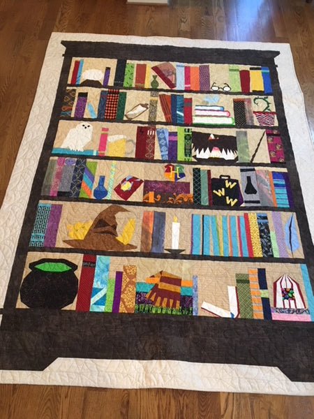 Project of Doom - Harry Potter Quilt