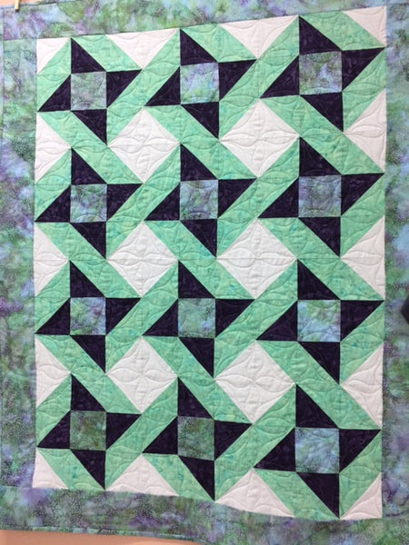 Beginning Quilting - May