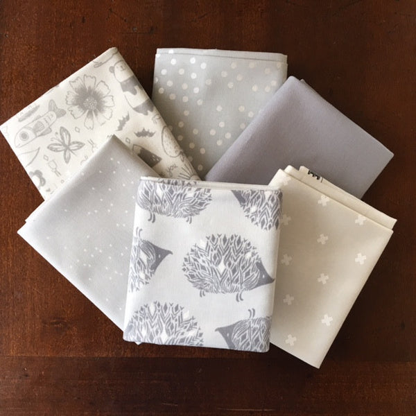 Cotton and Steel Low Volume Fat Quarter Bundle