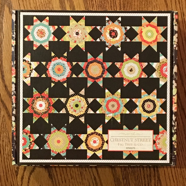 Midnight Quilt Kit by Fig Tree Quilts