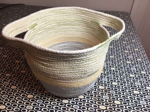 Rope Bowl - August