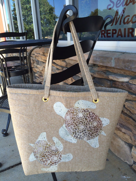 Sewingly Yours Turtle Tote Kit