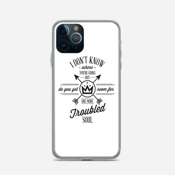 Melone Girl Hand Drawing iPhone 7 Case