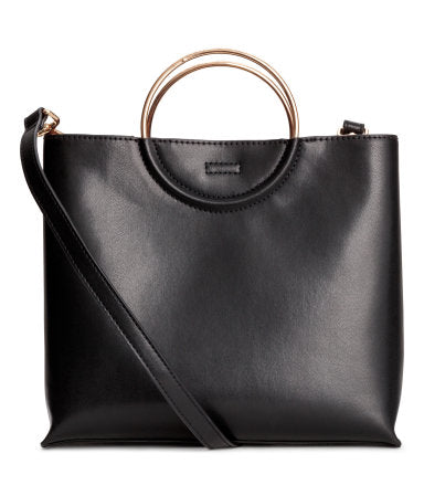 H&M small black handbag