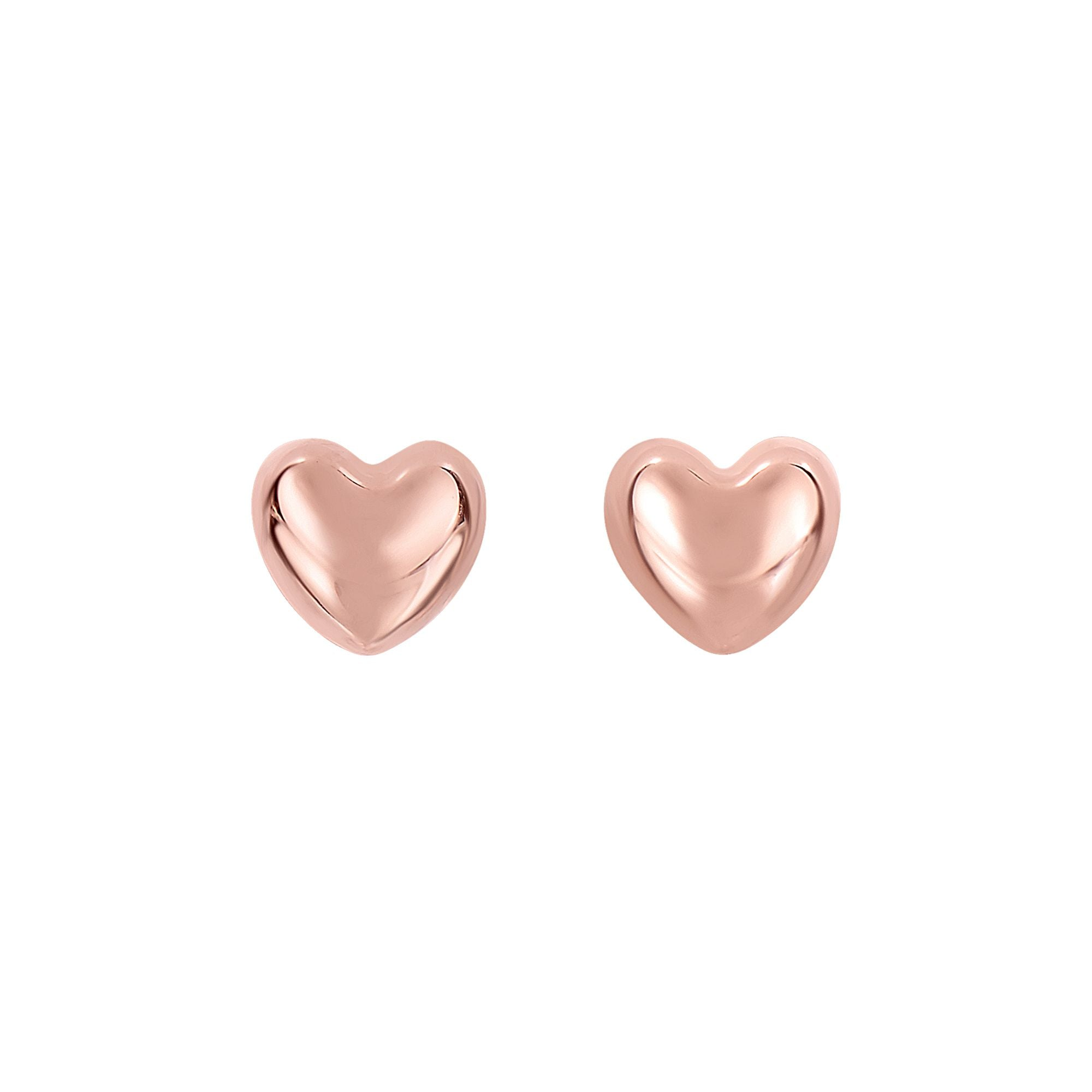 rose gold il tiny zoom stud delicate earrings fullxfull listing ball