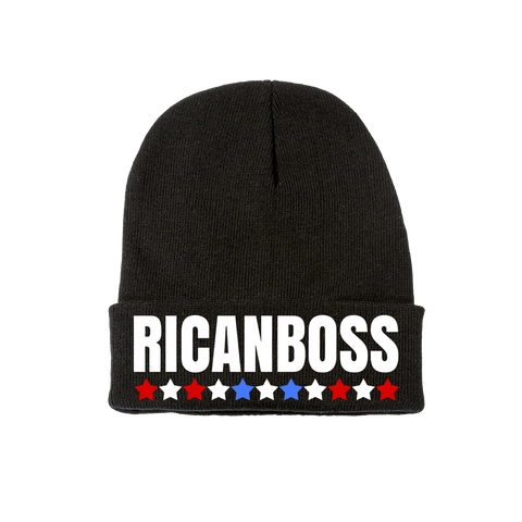 Beanie Rican Boss | Gifts