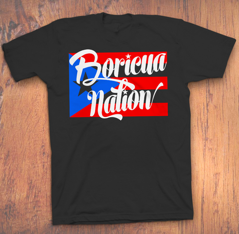 Boricua Nation - Shirt