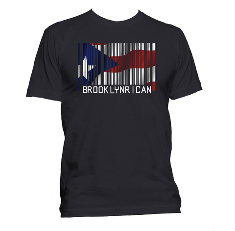 Brooklyn Barcode - Mens Shirt