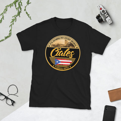 My Story Ciales | Unisex T-Shirt