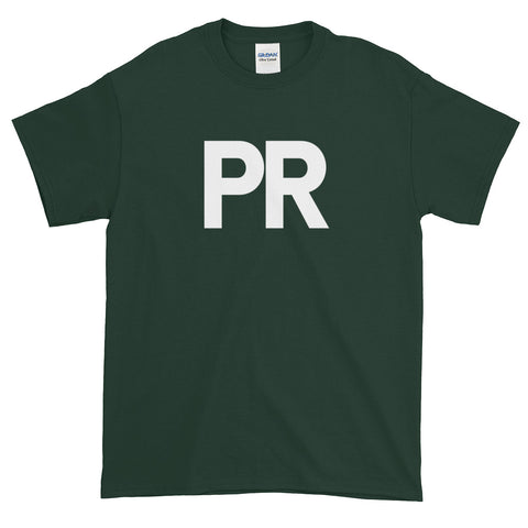 Simple PR | Short-Sleeve T-Shirt