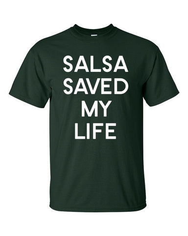 Salsa Saved My Life