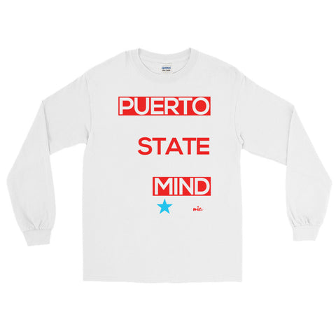 PR State of Mind | Long Sleeve T-Shirt