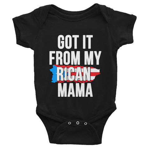 Rican Mama | Infant Bodysuit