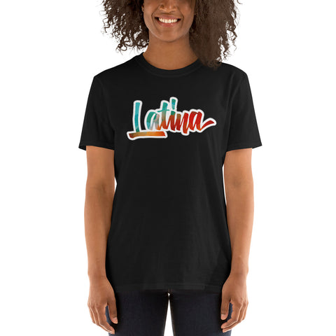 Latina | Short-Sleeve Unisex T-Shirt