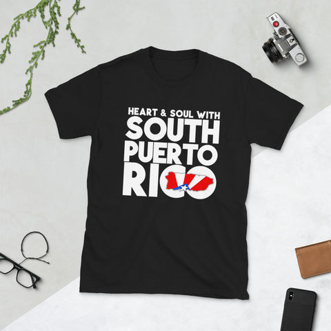 Heart & Soul with South PR | Unisex T-Shirt