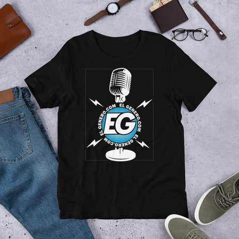 El Genero Official 2019 | Short-Sleeve Unisex T-Shirt
