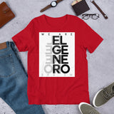 El Genero Official | High Quality Short-Sleeve Unisex