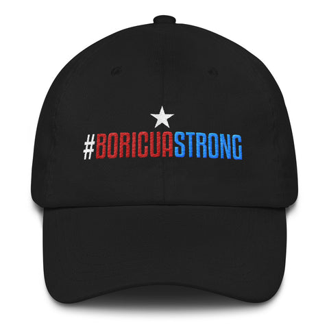 Boricua Strong | Dad hat